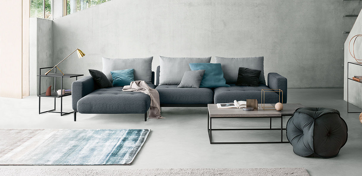Rolf Benz Design Salontafel.Tira