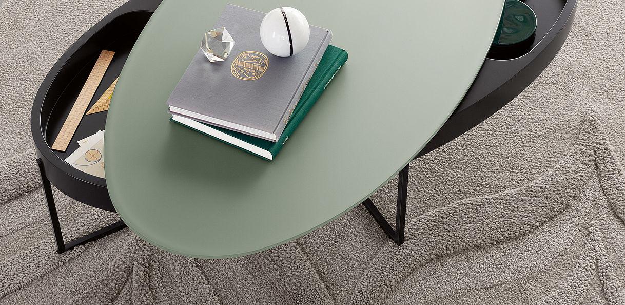 Rolf Benz Design Salontafel.8440