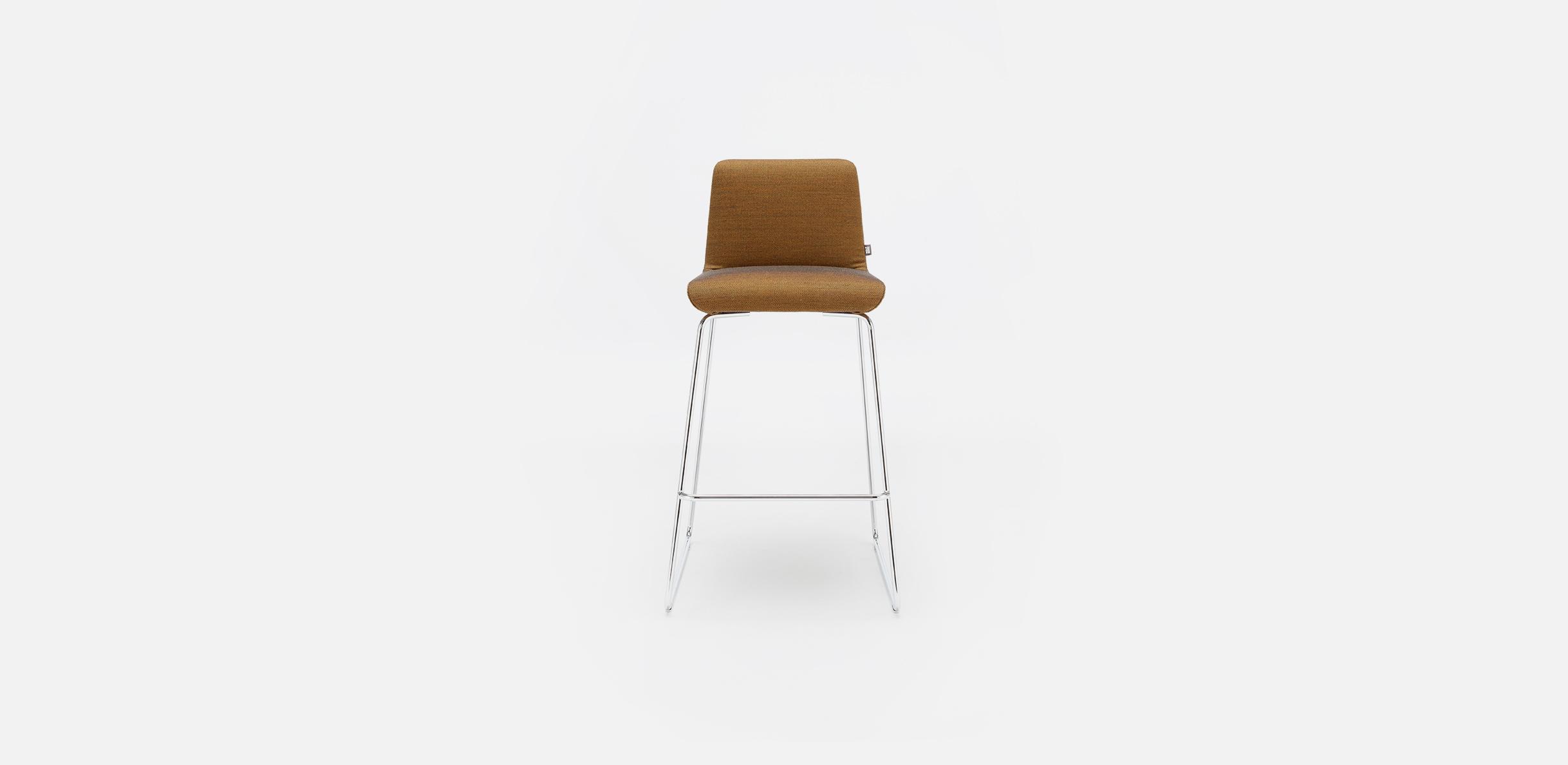 sinus barhocker. Black Bedroom Furniture Sets. Home Design Ideas